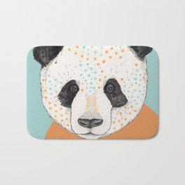 Polkadot Panda Bath Mat