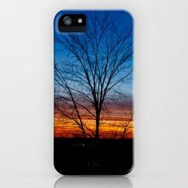 Caledon Sunset iPhone Case