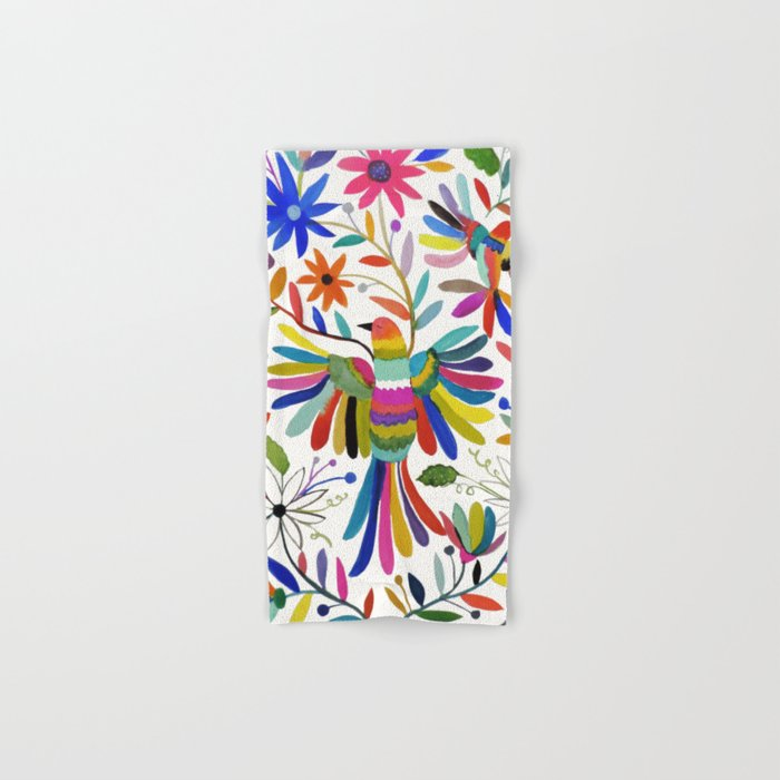 otomi bird Hand & Bath Towel