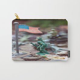 Army Man Carry-All Pouch