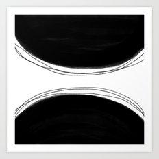 double Art Print