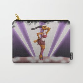 Dancing with gazelle Carry-All Pouch