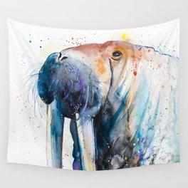 Walrus Wall Tapestry