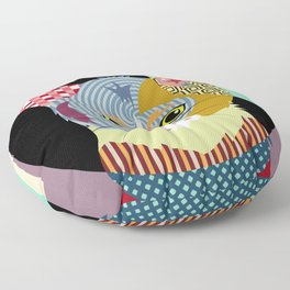 Spectrum Cat Floor Pillow
