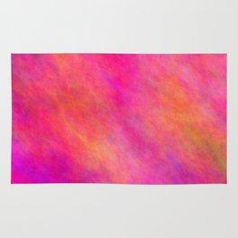 Violet Red Color Rug