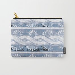 A Taste Of Morocco (blue) Carry-All Pouch