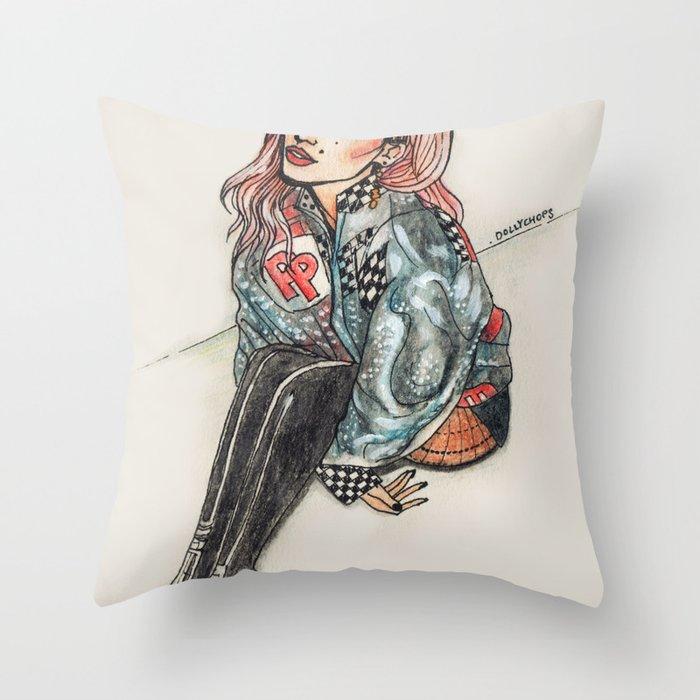 Kitching Throw Pillow