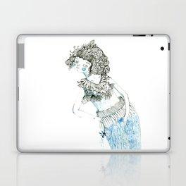 Water woman Laptop & iPad Skin