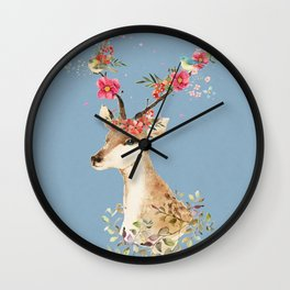 Doe Wall Clock