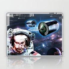 sitting in my tin can Laptop & iPad Skin