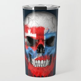 To The Core Collection: Slovakia Travel Mug