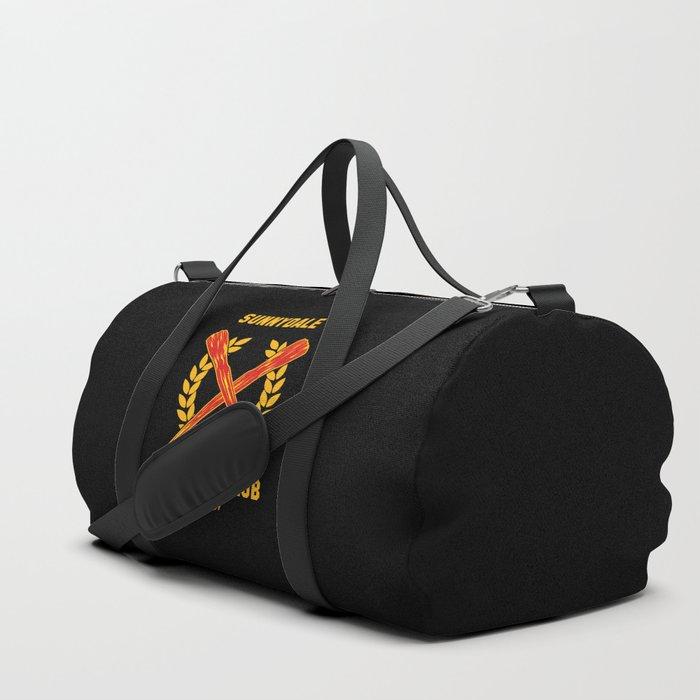 The Club Duffle Bag