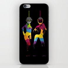 Digital love iPhone & iPod Skin