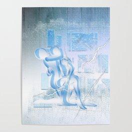 Eispaar Poster