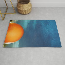 Gibeau Orange Julep Rug