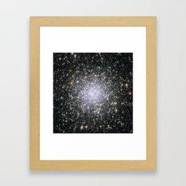 Messier 69 Framed Art Print