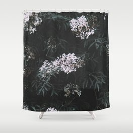 Flower Photography by Elijah Beaton Shower Curtain
