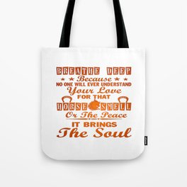 HORSE SMELL Tote Bag