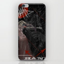 Please Give me a HAND iPhone Skin