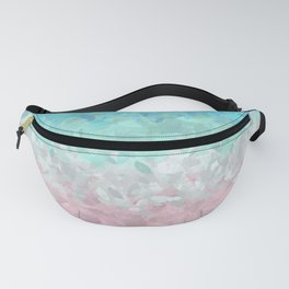 Mermaid Scales - Ombre Fanny Pack