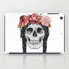 Festival skull iPad Case