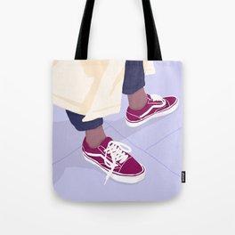 Sneakers Van's Tote Bag