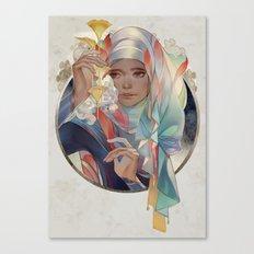 delima Canvas Print