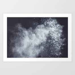 Clouds I Art Print