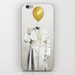 The Pope - #4 iPhone Skin