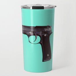 Shoot Something Travel Mug