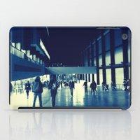 kris tate iPad Cases featuring Stroll through Tate by Efua Boakye