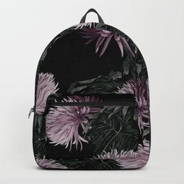 Night Floral Backpack