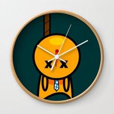 Hanged Wall Clock