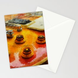 Les Paul Std 1958 Vos Stationery Cards