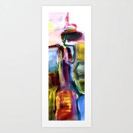 colour obsession no.5 Art Print