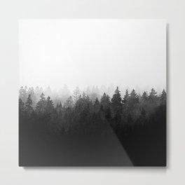 A Wilderness Somewhere Metal Print