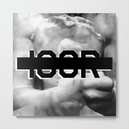 Igor - CRWN Metal Print