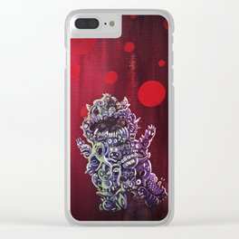 Monster's Monsters Clear iPhone Case