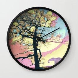 Colorful World Wall Clock
