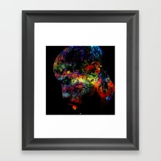 Diabolic Framed Art Print