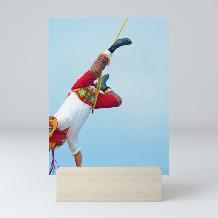 Flying artist colelction _06 Mini Art Print