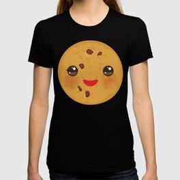 Kawaii Chocolate chip cookie T-shirt