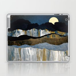 Painted Mountains Laptop & iPad Skin