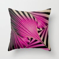cocktail Throw Pillows featuring Cocktail  by HK Chik
