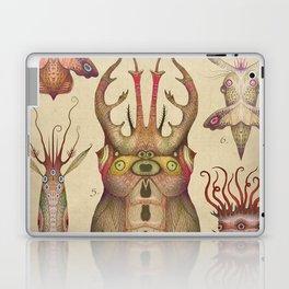Cephalopodoptera Tab. II Laptop & iPad Skin
