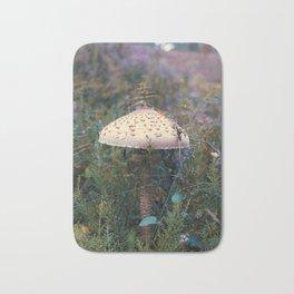 Parasol Mushroom Bath Mat