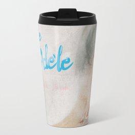 La vie d'Adele, movie poster - chapter two - alternative playbill Travel Mug