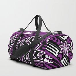 Wind Spirit (Purple) Duffle Bag