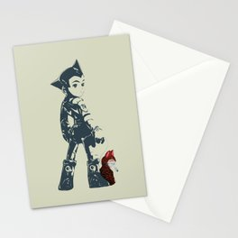 Astroboy Unplugged Stationery Cards