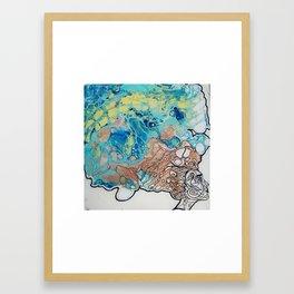 Zeal Framed Art Print
